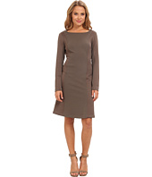 Marc New York by Andrew Marc - L/S Mid Length Fit and Flare Dress MD4P8389
