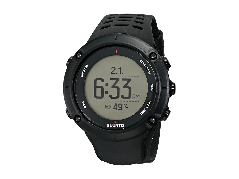 Suunto - Ambit 3 Peak (Black) Watches