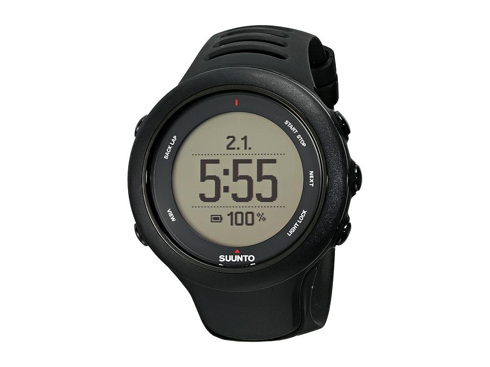 Suunto Ambit 3 Sport Black Watches