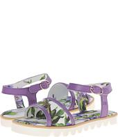 Dolce & Gabbana Kids - Mediterranean Floral Sandal (Little Kid/Big Kid)
