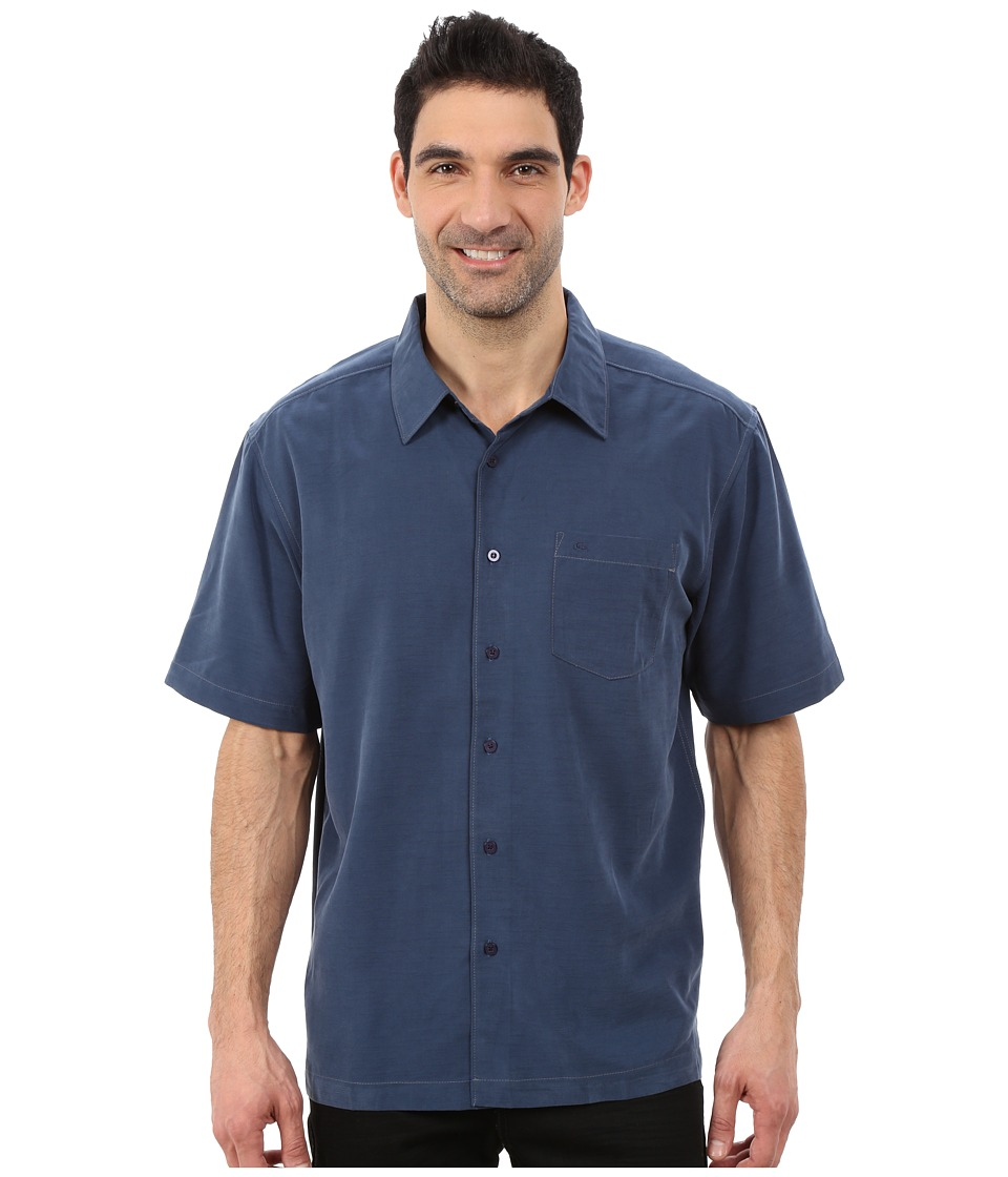 Quiksilver Waterman - Clear Days 4 Traditional Polynosic Woven Top