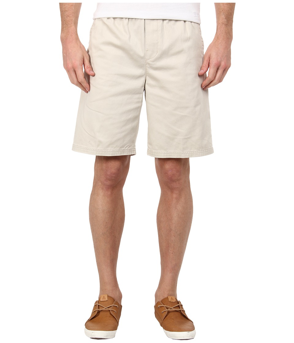 Quiksilver Waterman Cabo 5 Walkshort Sandstone Mens Shorts