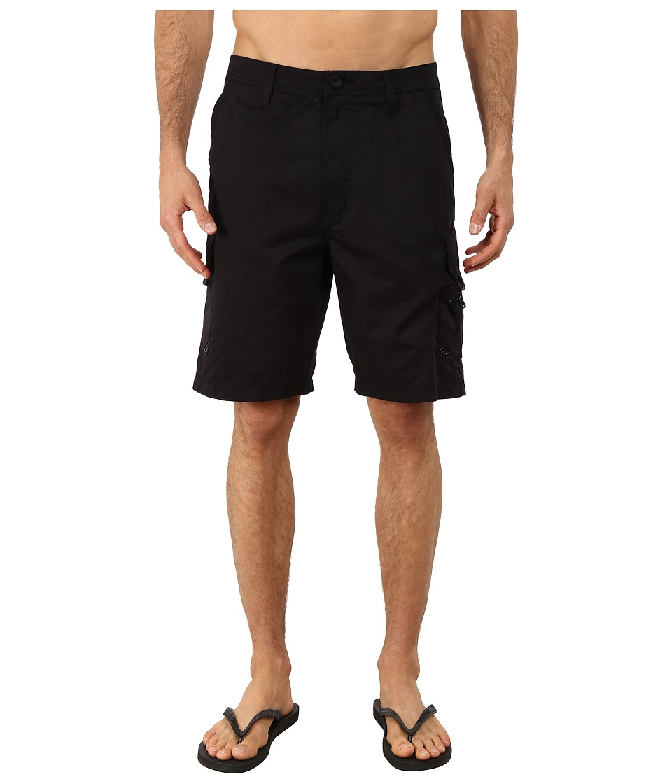 Quiksilver Waterman Maldive 8 Walkshorts (Black) Men