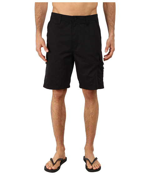 Quiksilver Waterman Maldive 8 Walkshorts - Black