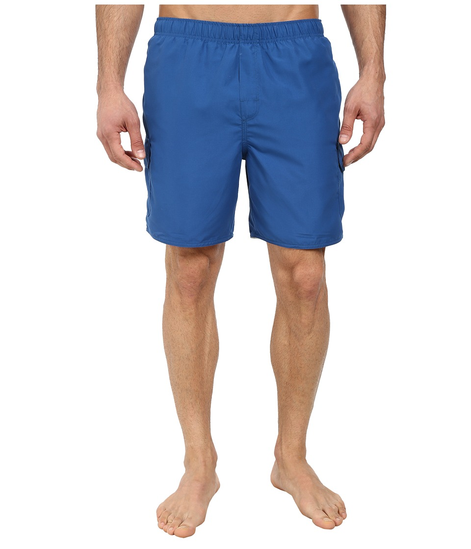 Quiksilver Waterman Balance 6 Elastic Waist Volley Short Marina Mens Shorts