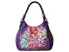 Anuschka Handbags 533 (Lush Lilac)