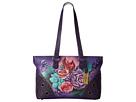 Anuschka Handbags 430 (Lush Lilac)