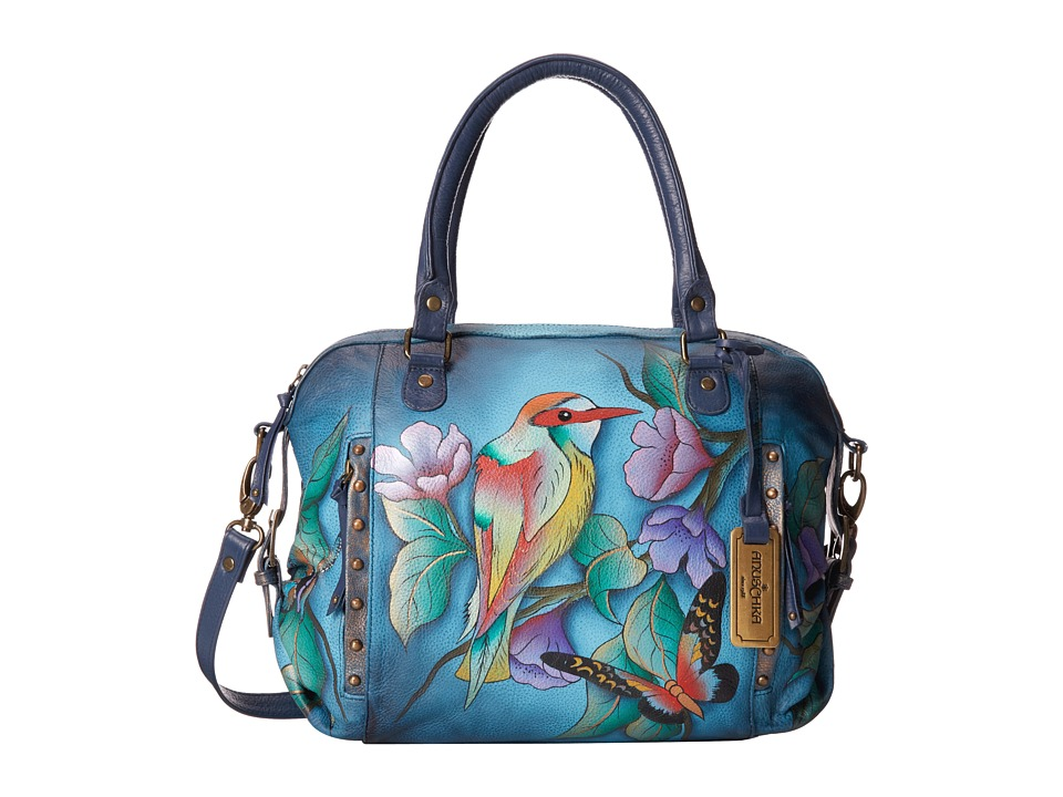 Anuschka Handbags - 526 (Hawaiian Twilight) Tote Handbags