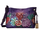 Anuschka Handbags 460 (Lush Lilac)
