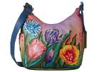 Anuschka Handbags 433 (Turkish Tulips)