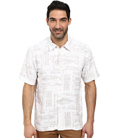 Quiksilver Waterman - La Pastora Traditional Polynosic Woven Top