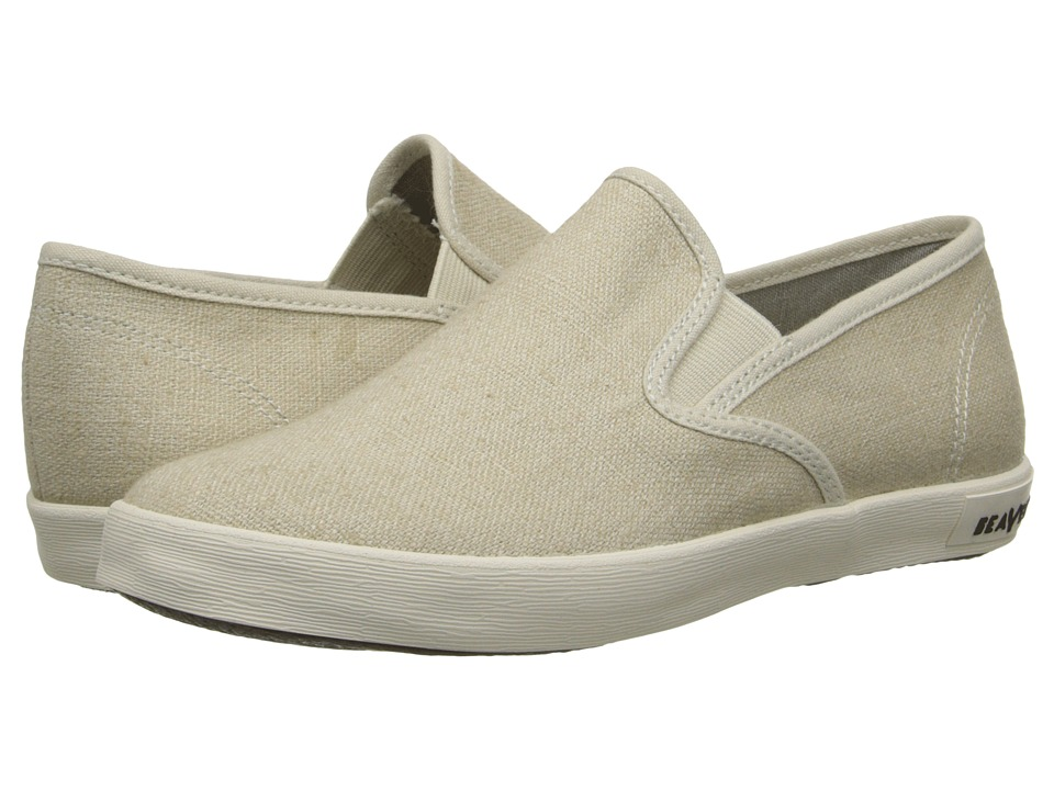 SeaVees 02/64 Baja Slip on Standard Natural Womens Slip on Shoes