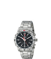 Timex - Intelligent Quartz Adventure Series Compass Stainless Steel Bracelet Watch