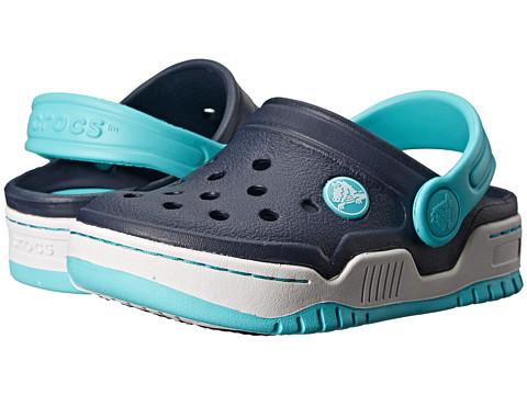 Crocs Kids Front Court Clog (Toddler/Little Kid)