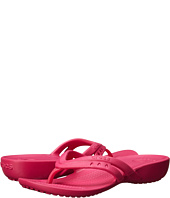 Crocs Kids - Kadee Flip Wedge (Little Kid/Big Kid)