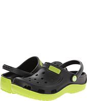 Crocs Kids - Duet Wave Clog (Toddler/Little Kid)