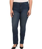 NYDJ Plus Size - Plus Size Marilyn Straight in Wilmington