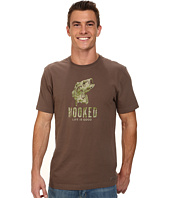 Life is good - Camo Hooked Crusher™ Tee