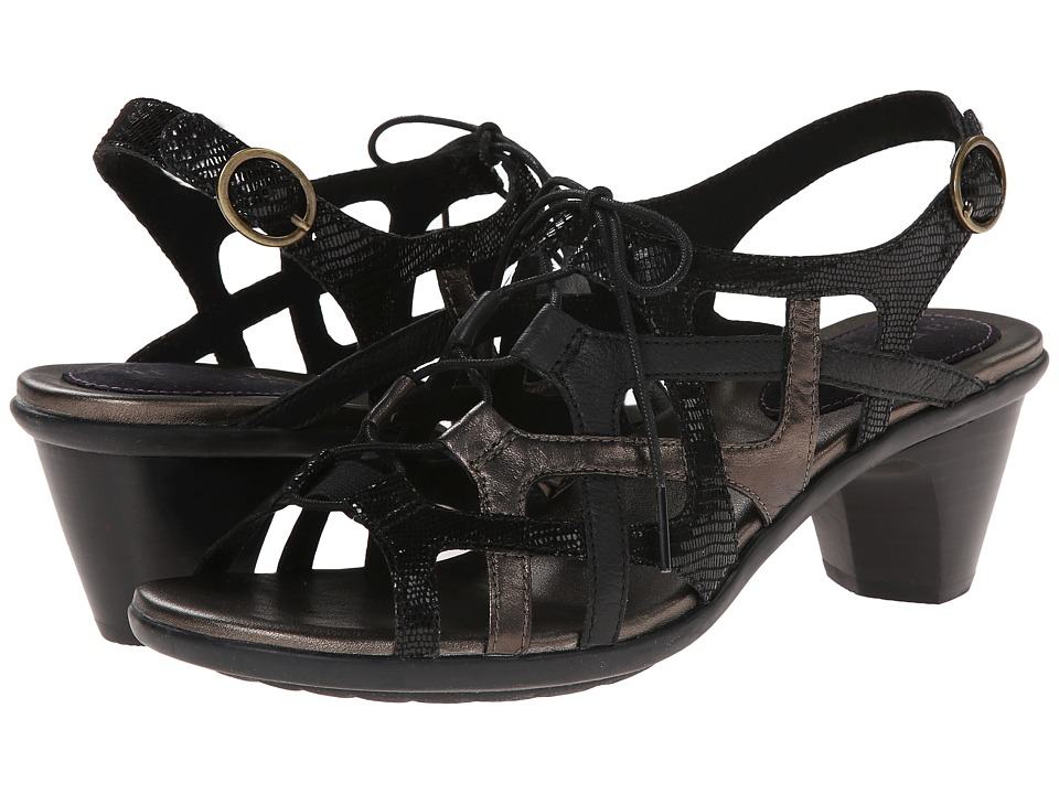 Aravon Miranda-AR (Black) Women's Shoes