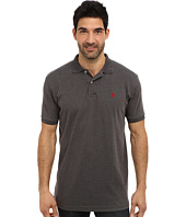 U.S. POLO ASSN. - Solid Interlock Short Sleeve Polo