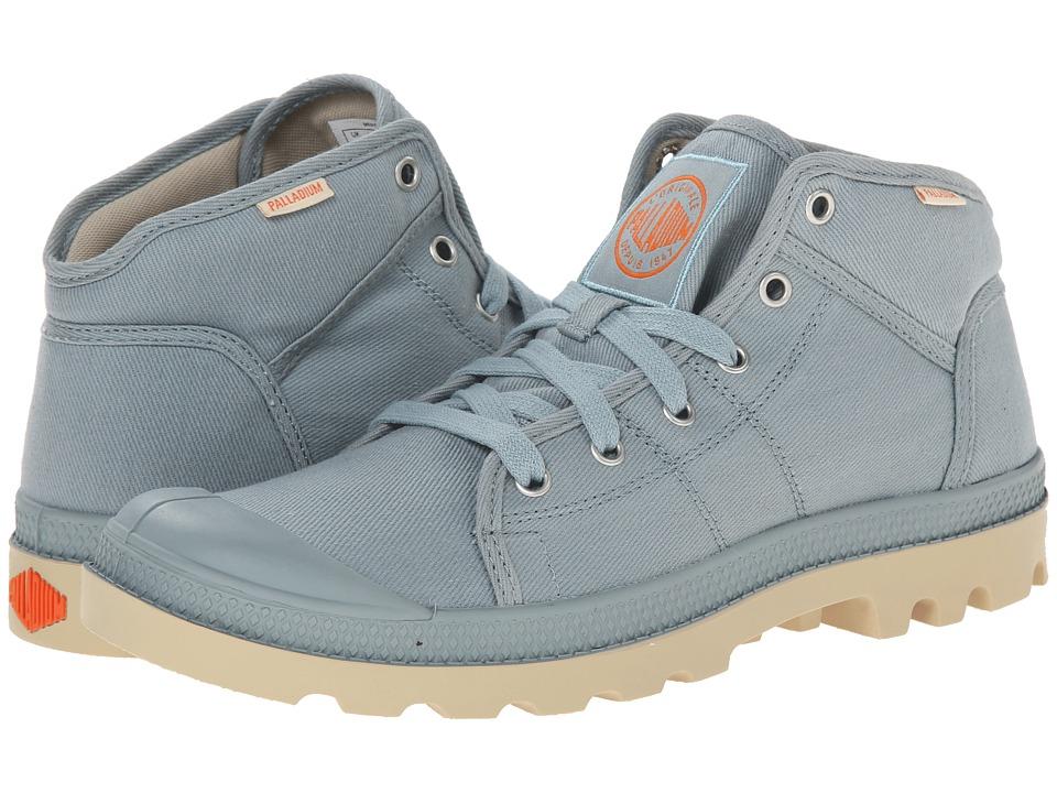 Palladium Pampa Sport TW Slate/Mojave Desert Mens Lace up Boots
