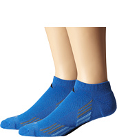adidas - Climacool X II 2-Pair No Show Sock
