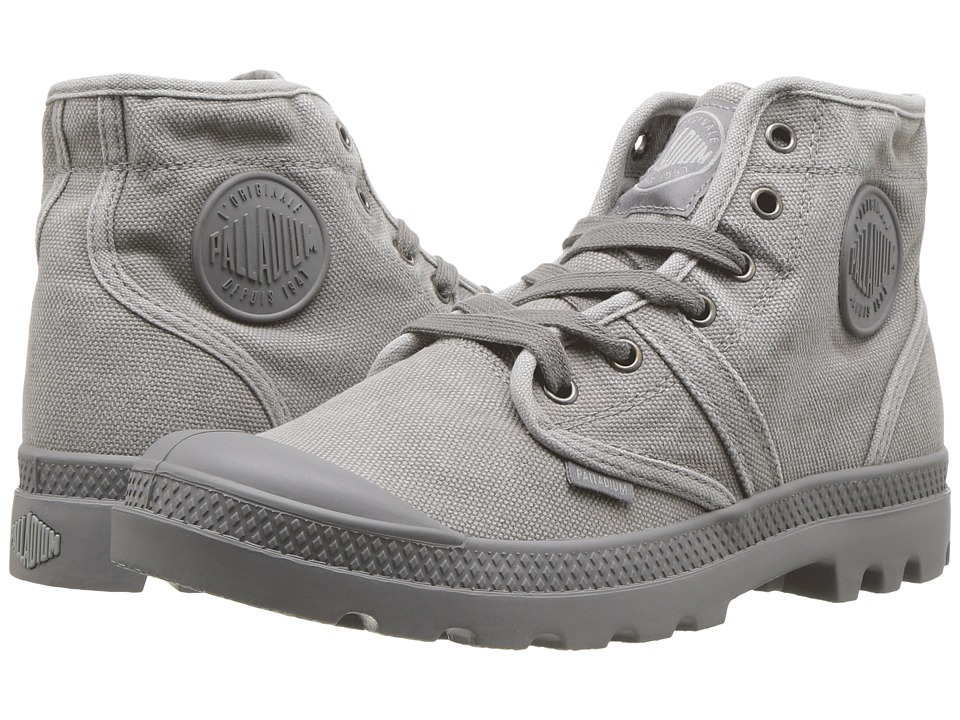 Palladium Pallabrouse (Titanium/High-Rise) Men