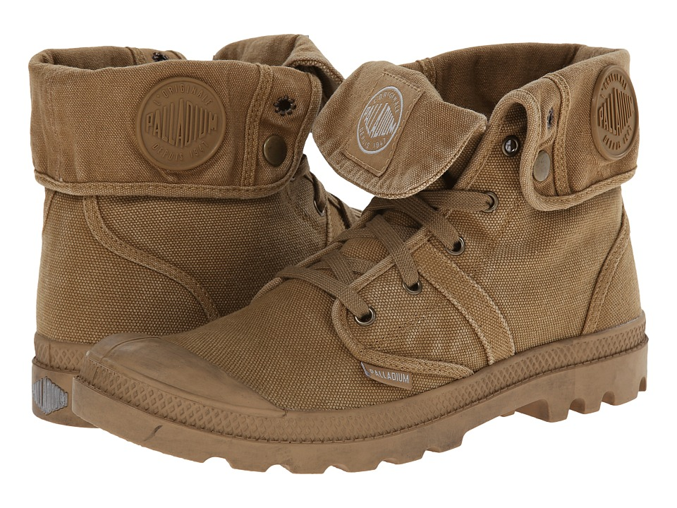 Palladium Pallabrouse Baggy (Woodlin/Honey Mustard) Men