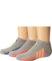 adidas Kids - Cushion 3-Pack No Show (Little Kid/Big Kid/Adult)