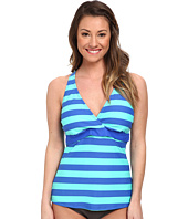 Next by Athena - Lines Up Wrap Tankini D Cup