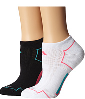 adidas - Climacool 2-Pair No Show Sock