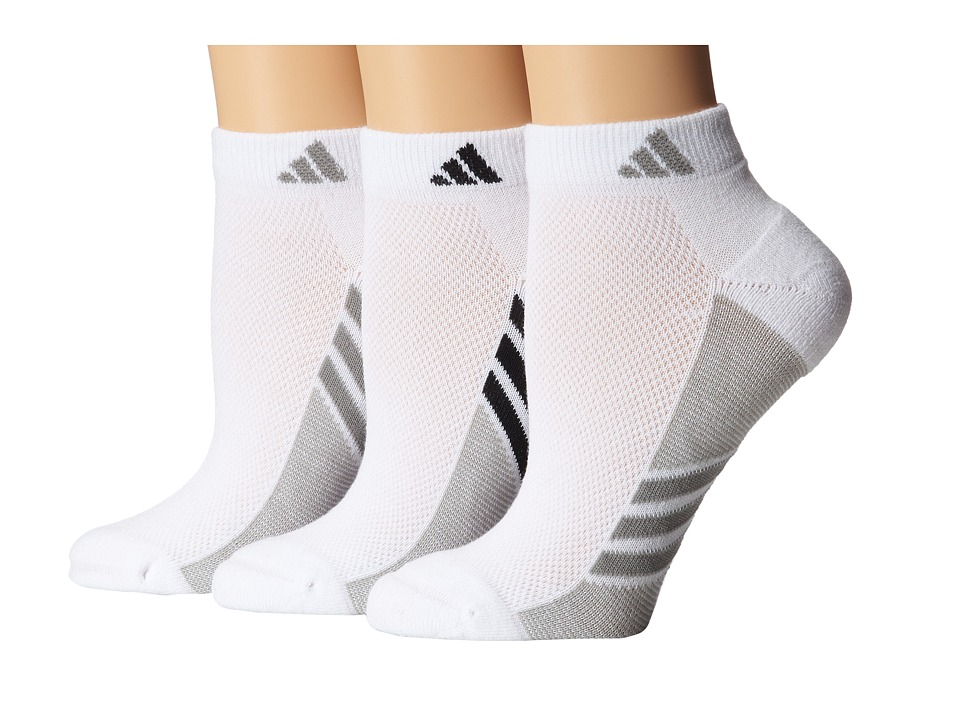 adidas - Climacool Superlite 3-Pair Low Cut Sock