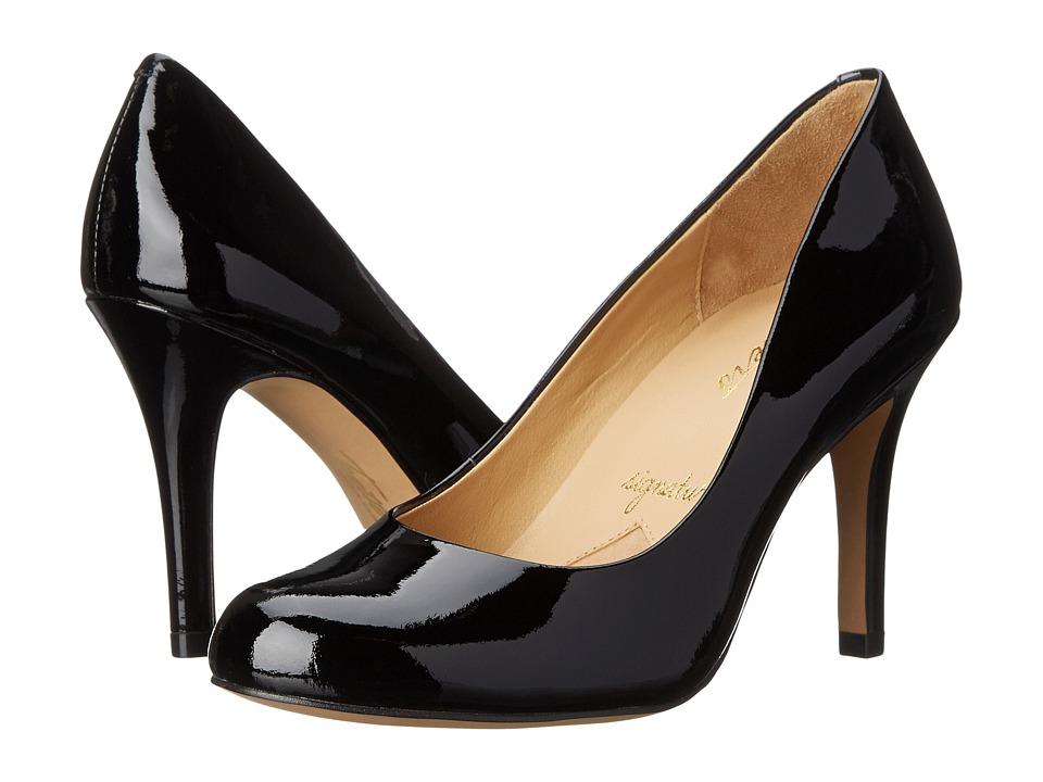 Trotters - Gigi (Black Patent Leather) High Heels