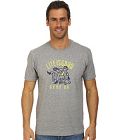 Life is good - Football Game On Crusher™ Tee