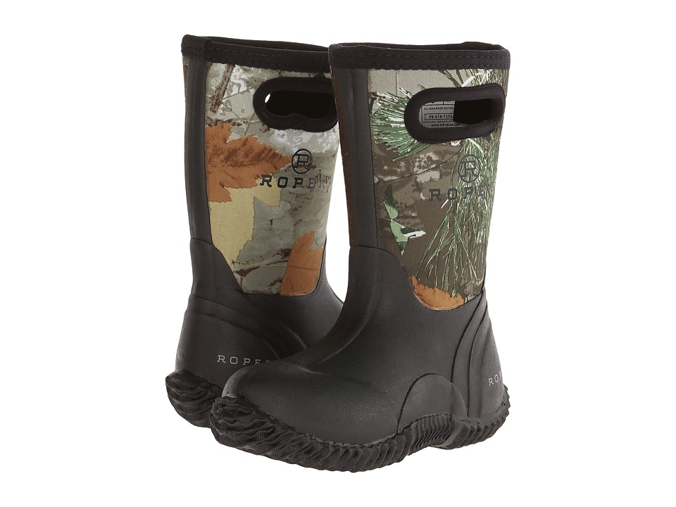 Roper Kids - Neoprene Camo Barn Boot