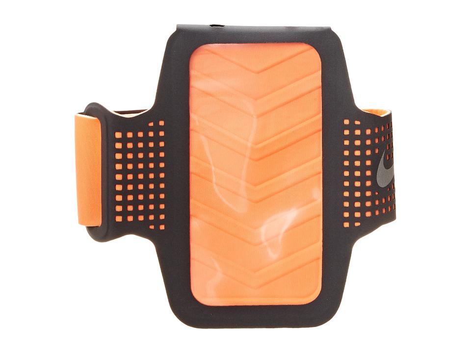 Nike Distance Arm Band - Samsung (Anthracite/Total Orange...