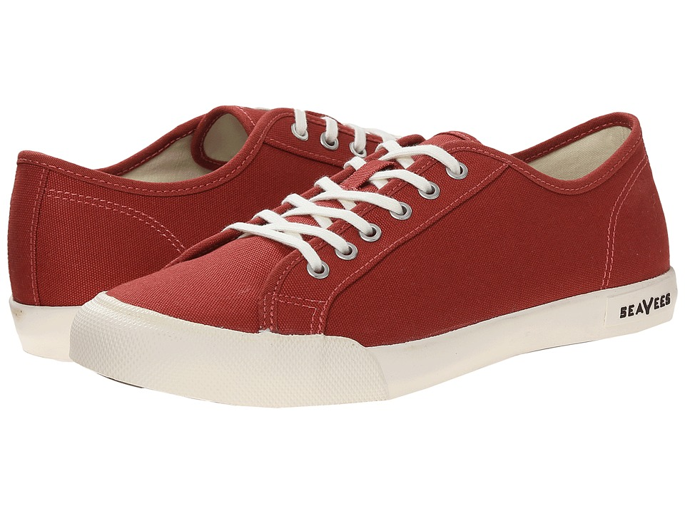 SeaVees - 06/67 Monterrey Sneaker Standard (Red Ochre) Womens Shoes