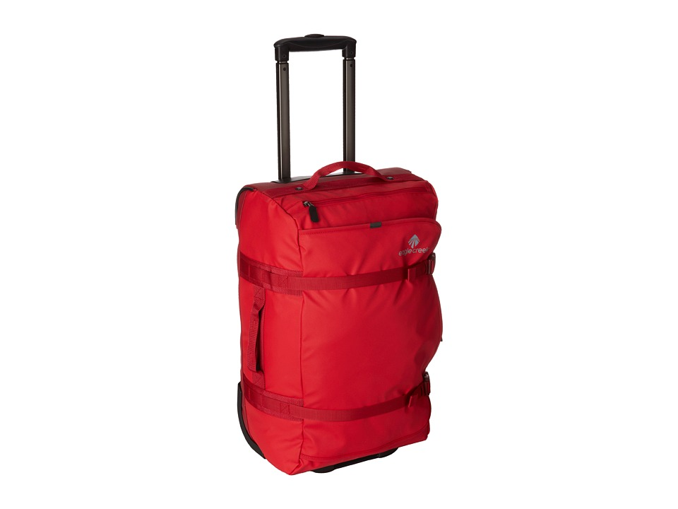 Eagle Creek - No Matter What Flatbed Duffel 22 (Firebrick) Duffel Bags
