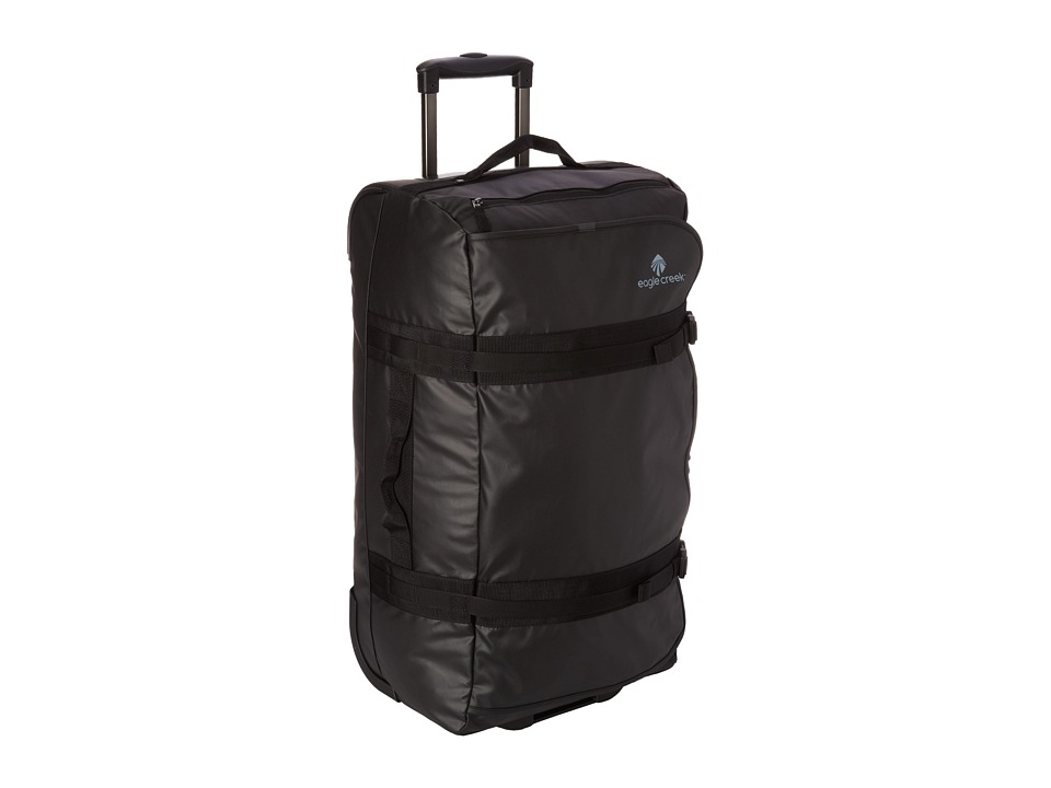 Eagle Creek - No Matter What Flatbed Duffel 28 (Black) Duffel Bags