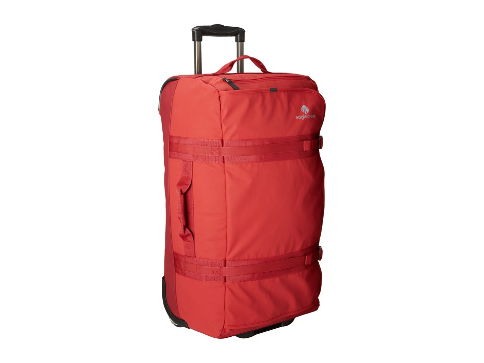 Eagle Creek - No Matter What Flatbed Duffel 28 (Firebrick) Duffel Bags