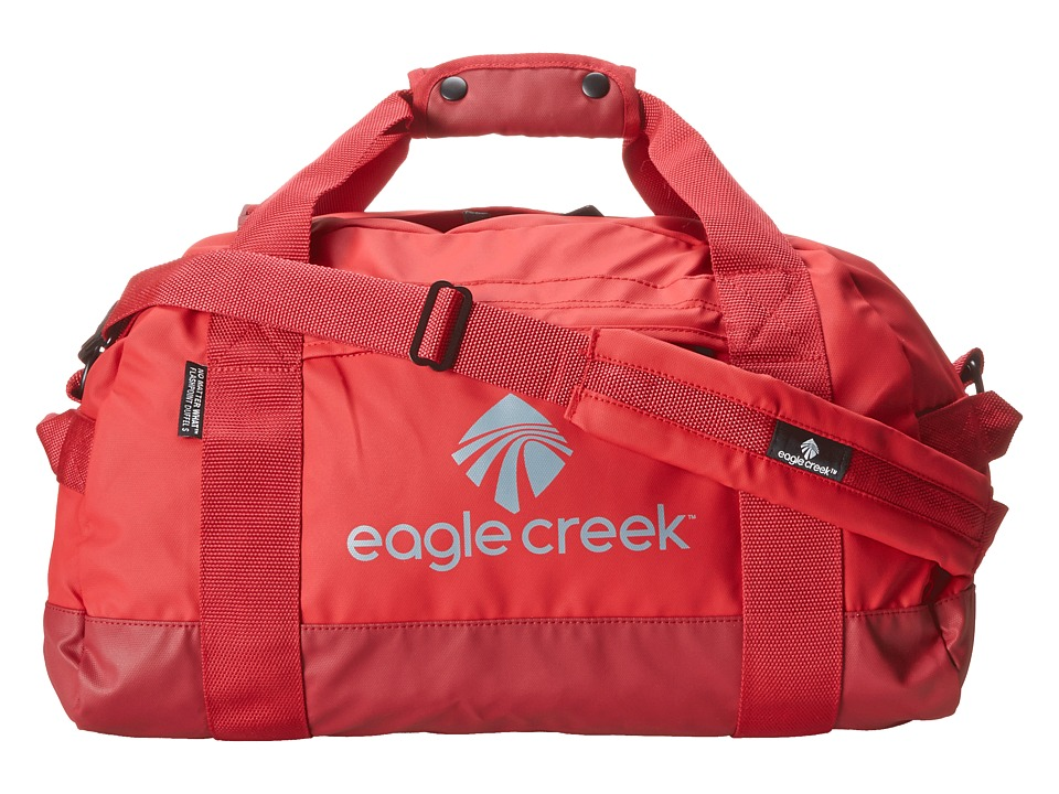 Eagle Creek - No Matter What Duffel Small (Firebrick) Duffel Bags