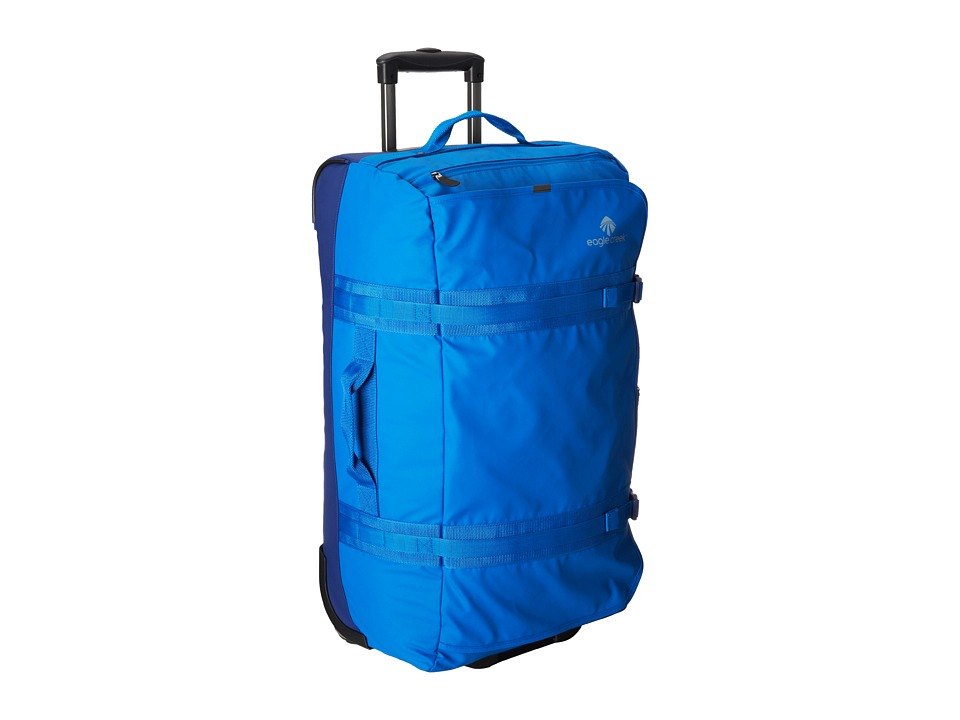 Eagle Creek - No Matter What Flatbed Duffel 28 (Cobalt/Cobalt/Academy) Duffel Bags