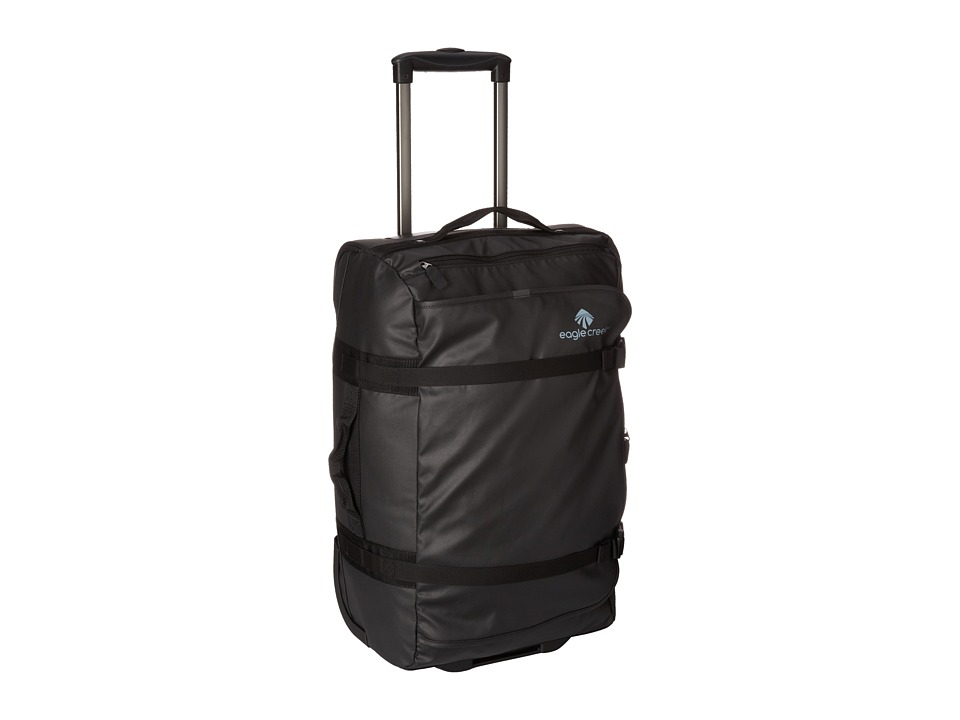 Eagle Creek - No Matter What Flatbed Duffel 22 (Black) Duffel Bags