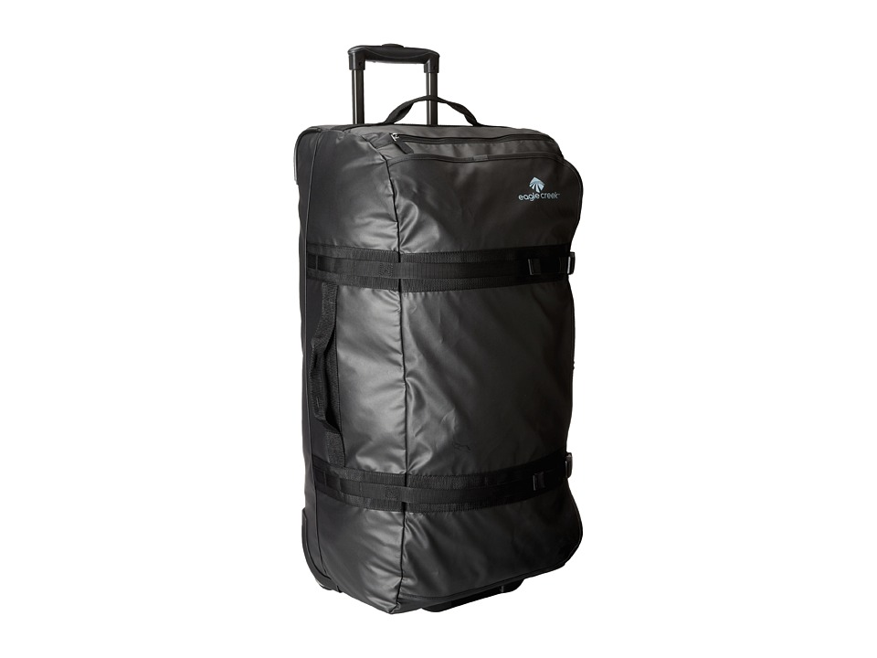 Eagle Creek - No Matter What Flatbed Duffel 32 (Black) Duffel Bags