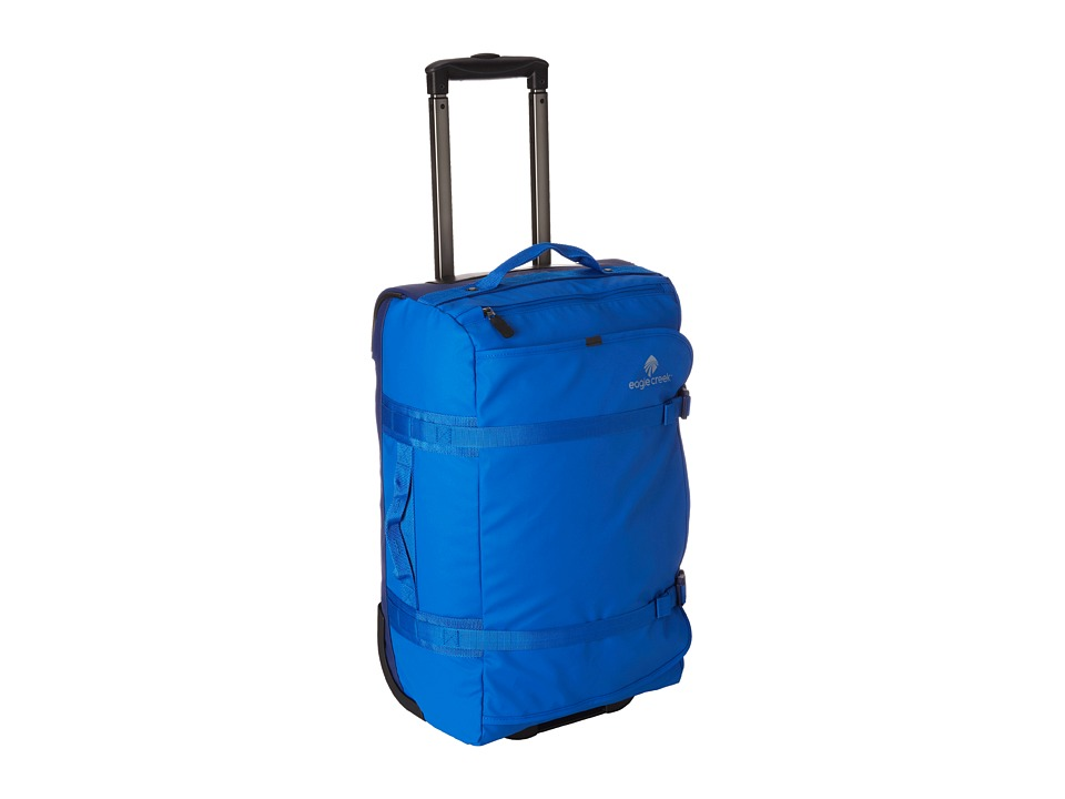 Eagle Creek - No Matter What Flatbed Duffel 22 (Cobalt/Cobalt/Academy) Duffel Bags