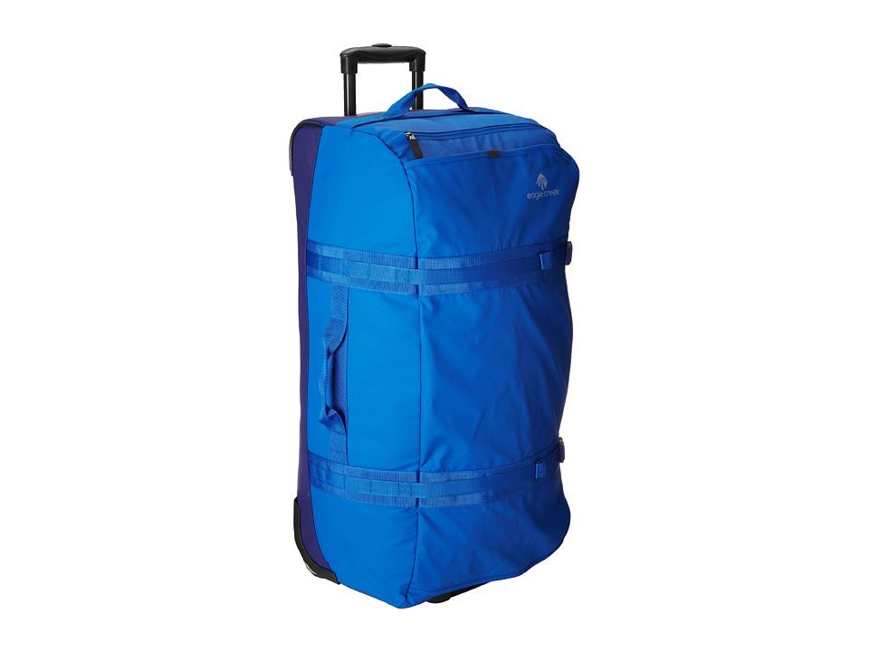 Eagle Creek - No Matter What Flatbed Duffel 32 (Cobalt/Cobalt/Academy) Duffel Bags