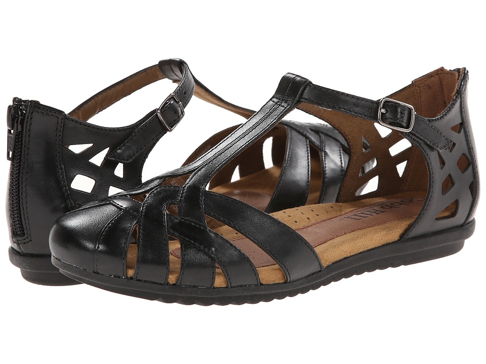 Cobb Hill Ireland Black Womens Sandals
