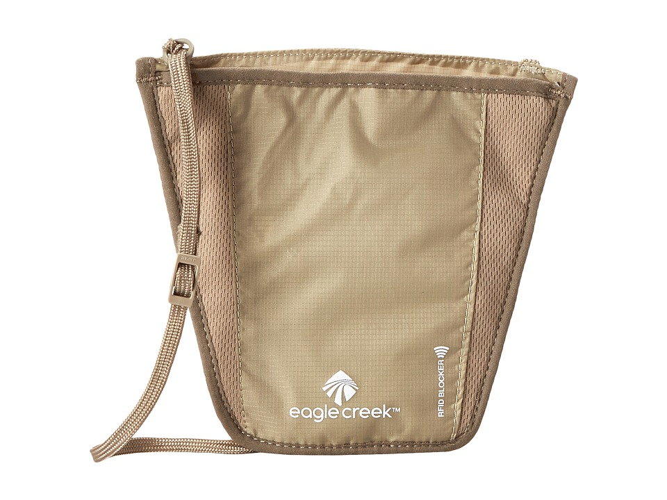 Eagle Creek - RFID Blocker Holster (Tan) Bags