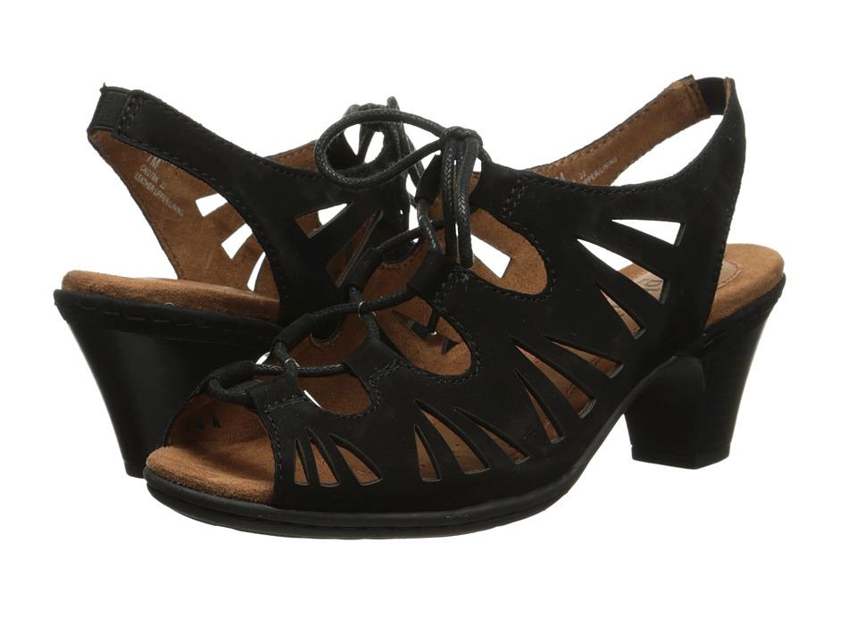Rockport Cobb Hill Collection - Cobb Hill Sasha (Black) High Heels