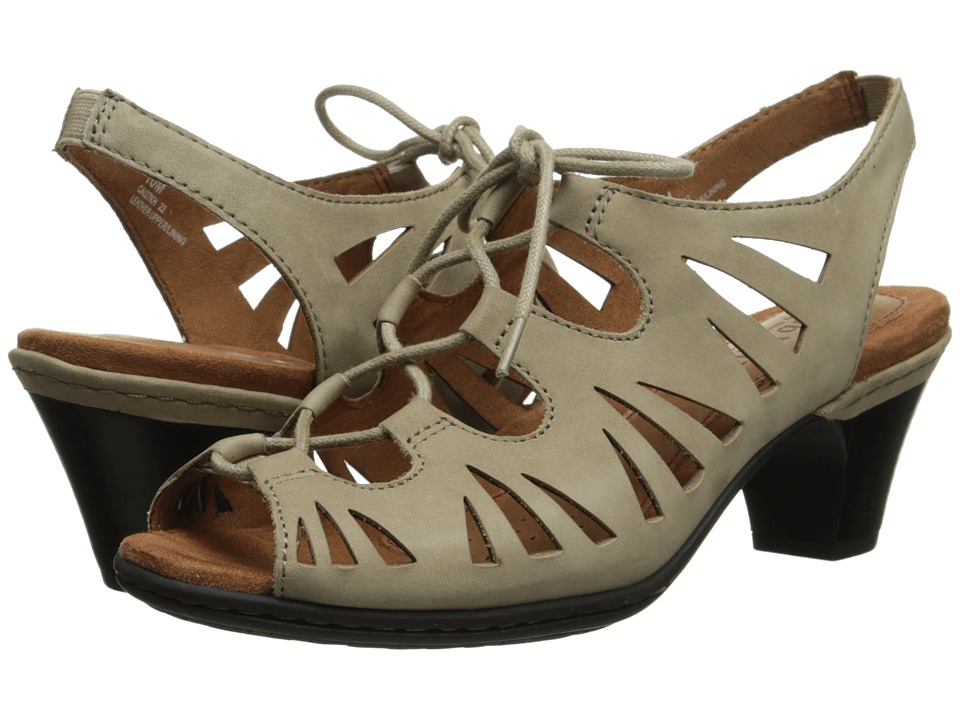 Rockport Cobb Hill Collection Cobb Hill Sasha (Khaki) High Heels